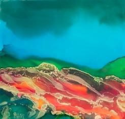 Julia Godfree |Lava Flow