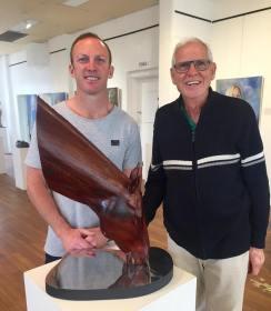 Darren lockyer& Peter Steller