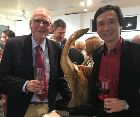 Peter Steller & li Cunxin