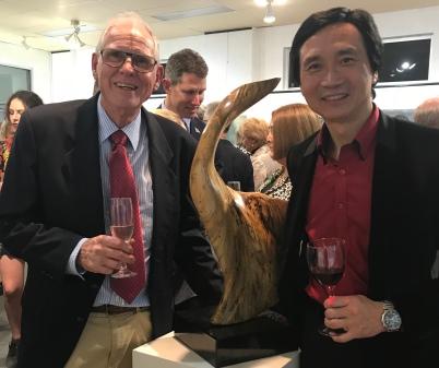 Peter Steller & Lin Cunxin