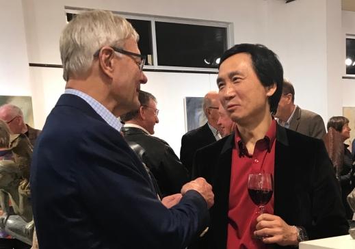 Tim Fairfax & Li Cunxin