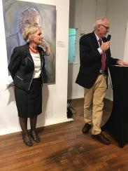 Gina Fairfax & Peter Steller
